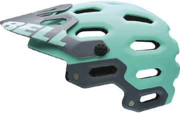 Bell Super 2 Color: Matte Mint