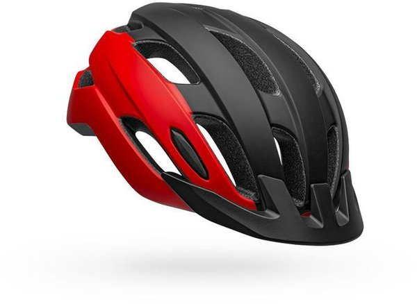 Bell Trace MIPS Color: Matte Red/Black