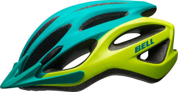 Bell Traverse Color: Matte Emerald/Retina Sear