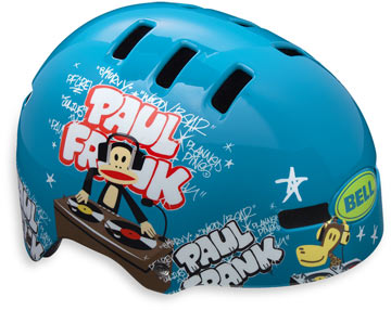 Bell Fraction Color: B-Boy Julius by Paul Frank