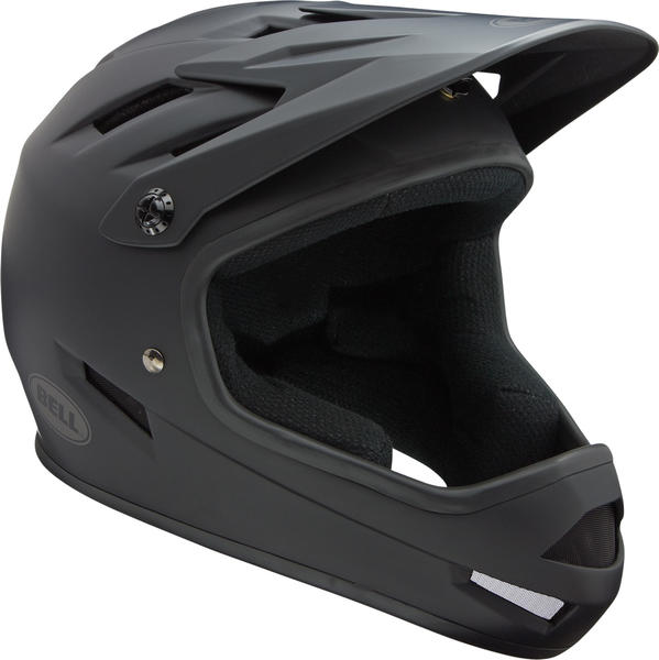 Bell Sanction - Kids Color: Matte Black