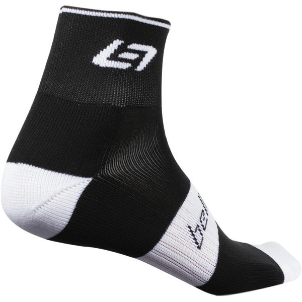 Bellwether Icon Socks Color: Black/White