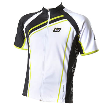 Bellwether Flux Jersey Color: White