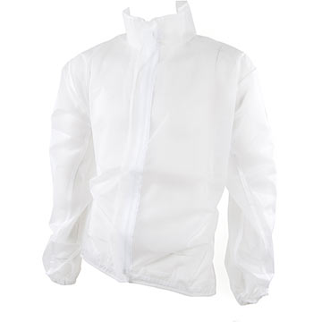 Bellwether Screamin' Meemie Rain Jacket Color: Clear