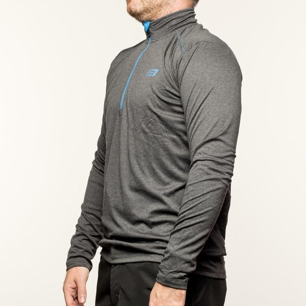 Bellwether Alterra Long Sleeve Jersey Color: Charcoal