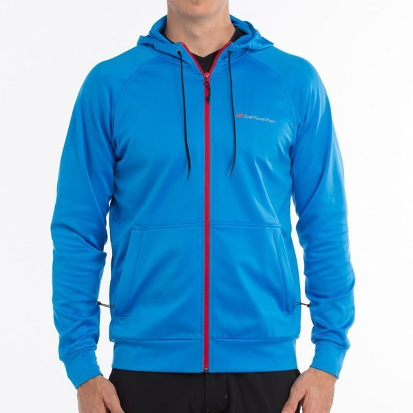 Bellwether Alterra Thermal Hoodie Color: Cyan