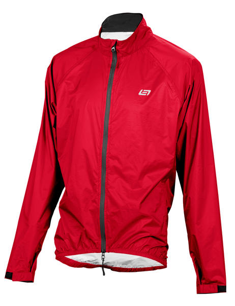 Bellwether Aqua-No Compact Jacket Color: Ferrari