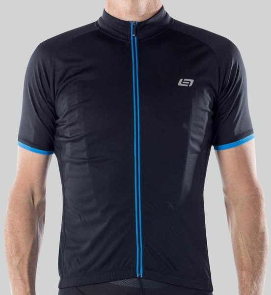 Bellwether Criterium Pro Jersey Color: Black