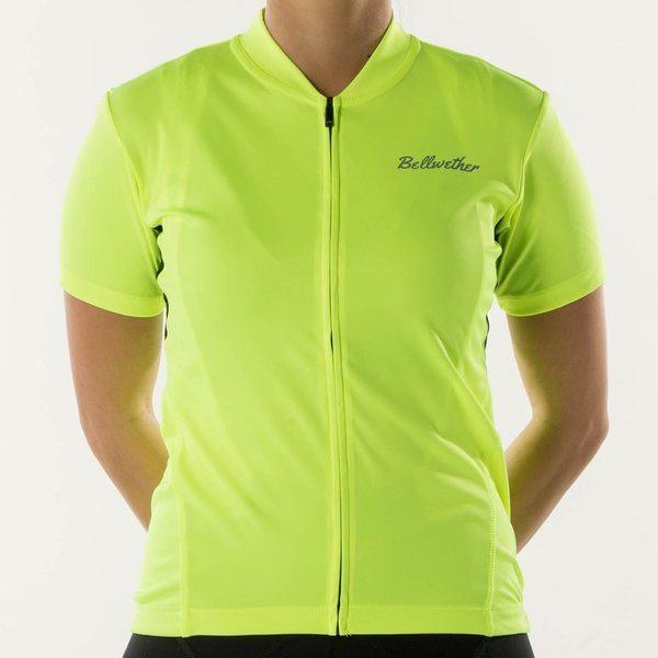 Bellwether Criterium Pro Jersey Color: Hi-Vis