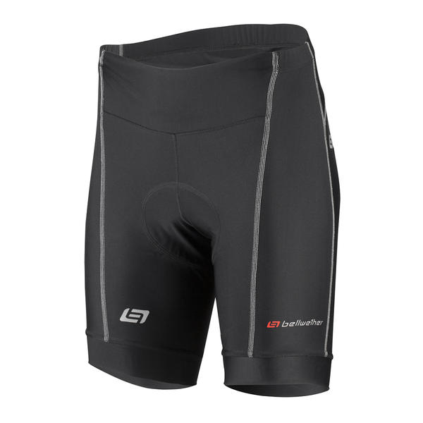 Bellwether Endurance Gel Shorts Color: Black