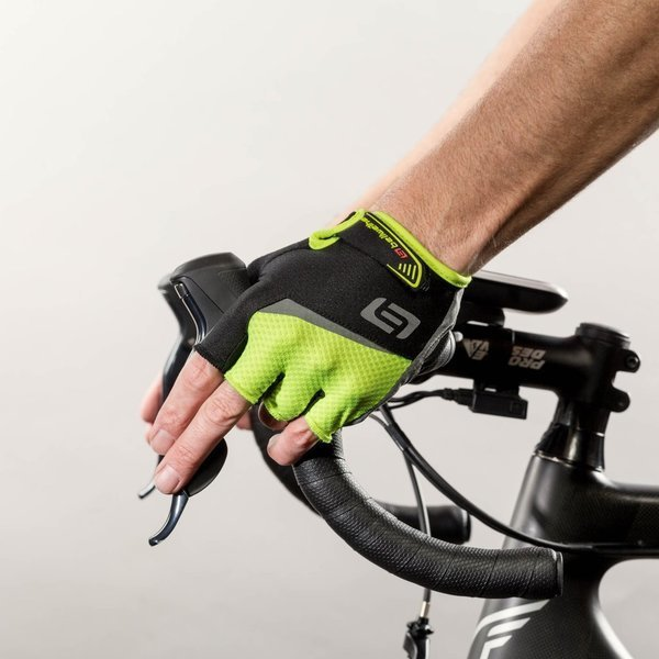 Bellwether Ergo Gel Gloves Color: Hi-Vis