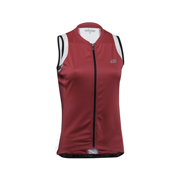 Bellwether Heatwave Jersey - Women's Color: Berry