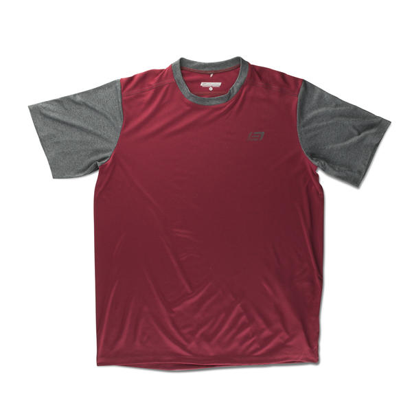 Bellwether Mathis Jersey Color: Burgundy