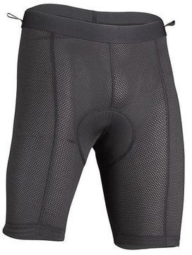 Bellwether Mesh Under-Short w/Pad Color: Black