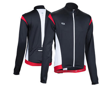 Bellwether Thermal Long-Sleeve Jersey Color: Black