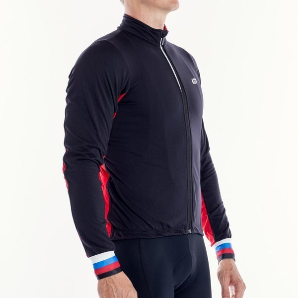 Bellwether Thermal Long Sleeve Jersey Color: Black