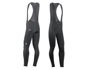 Bellwether Thermaldress Bib Tights Color: Black