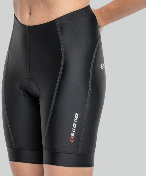 Bellwether Women's Criterium Short Color: Black