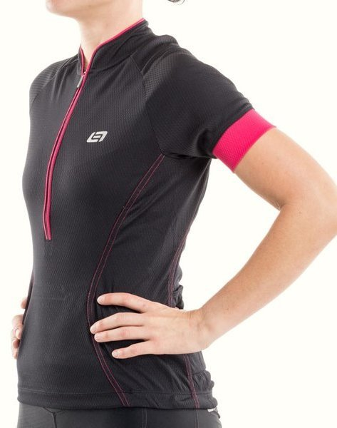 Bellwether Women's Flair Jersey Color: Black