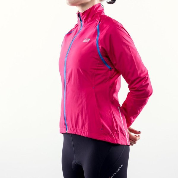 Bellwether Women's Velocity Convertible Jacket Color: Berry