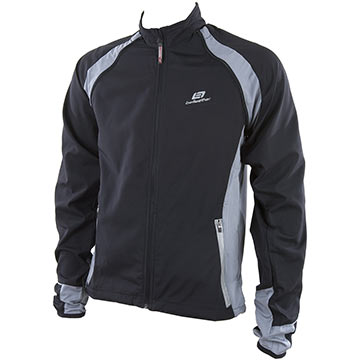 Bellwether Convertible Jacket Color: Black