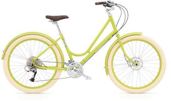 Benno Bikes Ballooner Ladies 27D Color: Pistachio Green