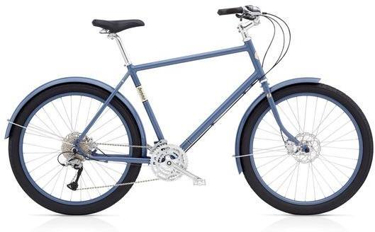 Benno Bikes Ballooner Mens 27D Color: Navy Blue