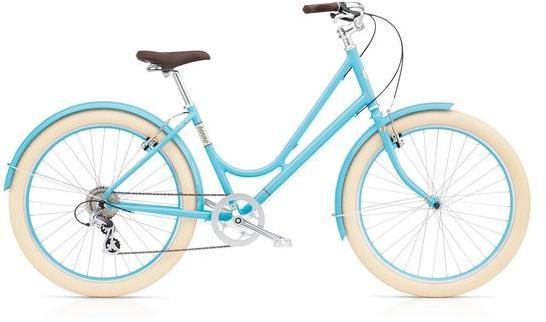 Benno Bikes Ballooner Ladies 8D Color: Baby Blue
