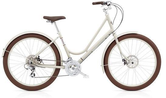 Benno Bikes Ballooner Ladies 24D Color: Oyster Gray