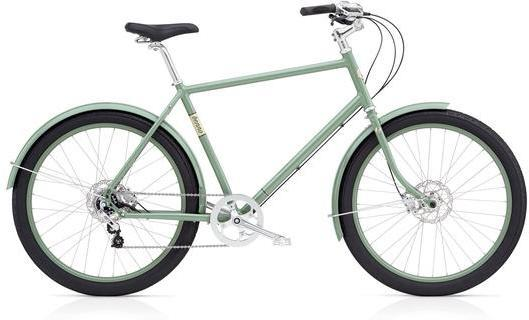 Benno Bikes Ballooner Mens 8i Color: Olive Green