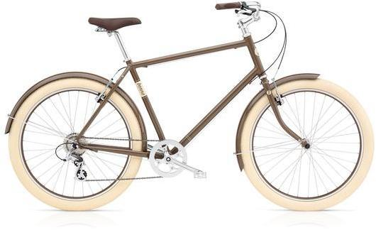 Benno Bikes Ballooner Mens 8D Color: Cacao Brown