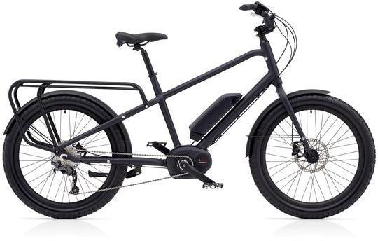 Benno Bikes Boost E 10D Color: Matte Anthracite Gray