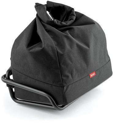 Benno Bikes Utility Front Tray Bag Color: Black