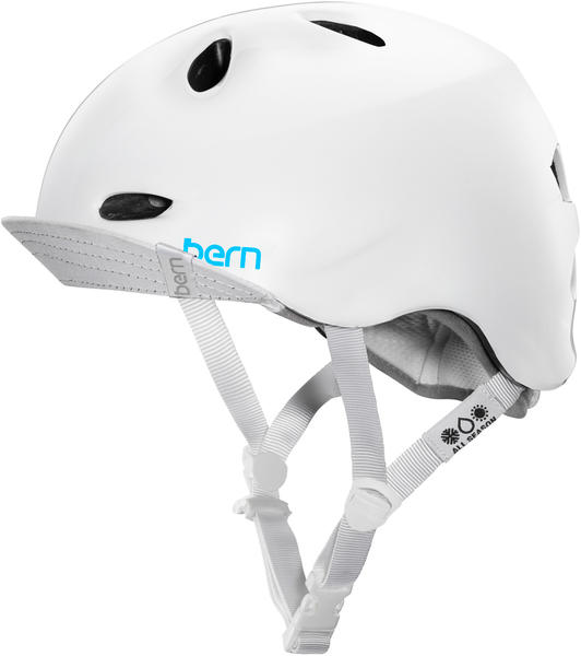 Bern Berkley Price listed is for helmet without visor (photo may differ).