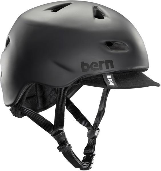 Bern Brentwood w/Visor