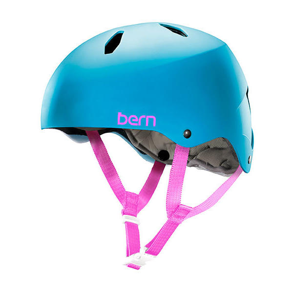 Bern Diabla Tween Color: Satin Cyan Blue