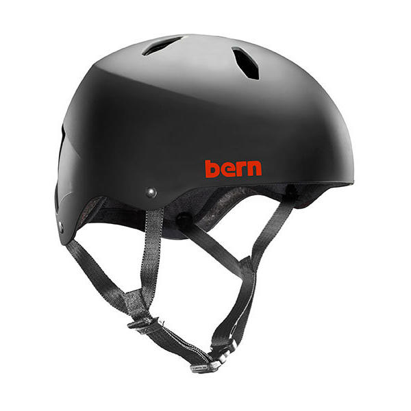 Bern Diablo Tween Color: Matte Black
