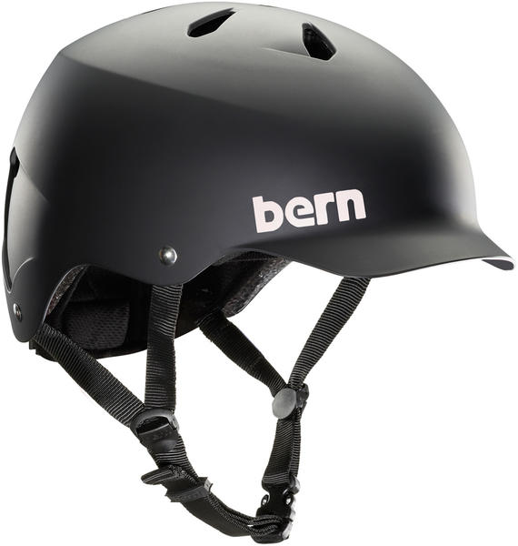 Bern Watts Color: Matte Black