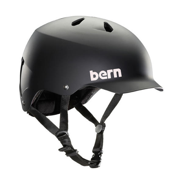 Bern Watts EPS w/MIPS Color: Matte Black