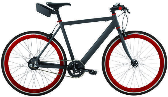 BH Bikes EasyGo Race Color: Grey