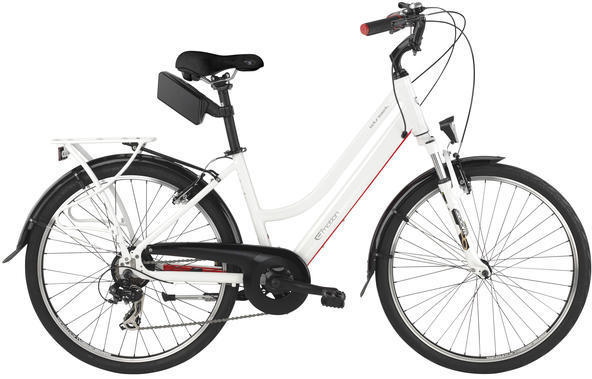 BH Bikes EasyGo Street Color: White