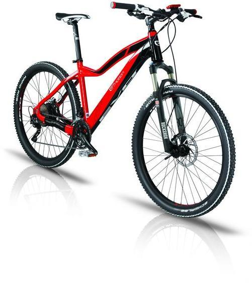 BH Bikes Evo 27.5 Color: Red/Black