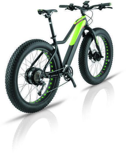 Emotion Bikes by BH Evo AWD Big Bud Pro