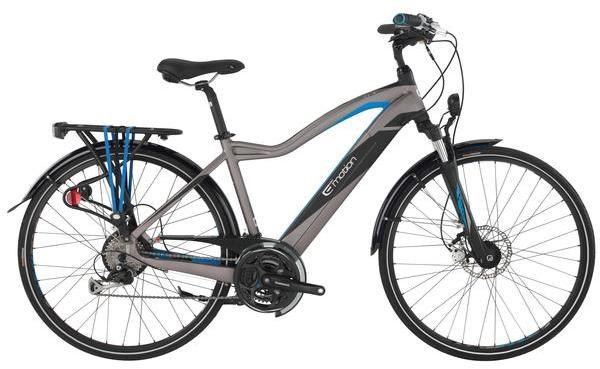 BH Bikes Evo City 350W Color: Grey