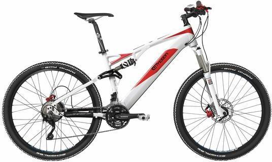 BH Bikes Evo Jumper 27.5 Color: White/Red