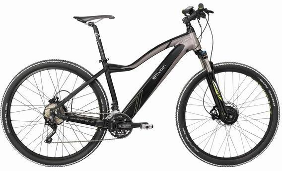 BH Bikes Evo Snow Color: Black