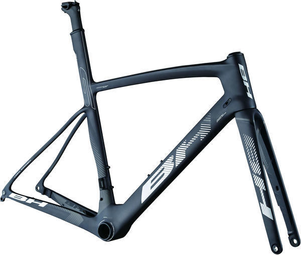 BH Bikes G7 Disc Frameset Color: Black/White