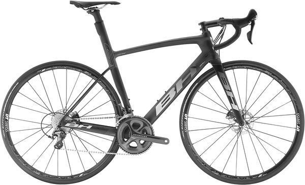 BH Bikes G7 Disc Ultegra Color: Black/White