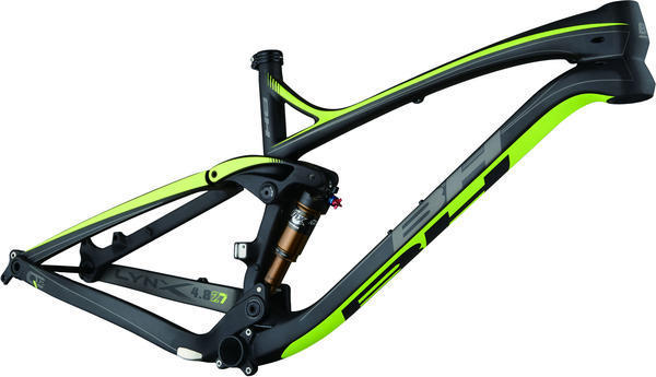 BH Bikes Lynx 4.8 Frameset Color: Yellow/Black