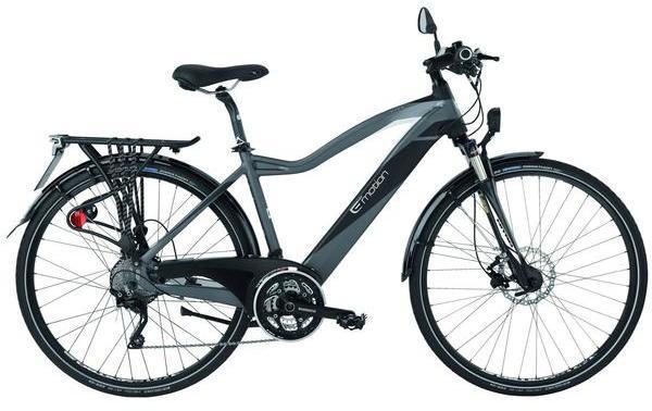 BH Bikes Nitro City